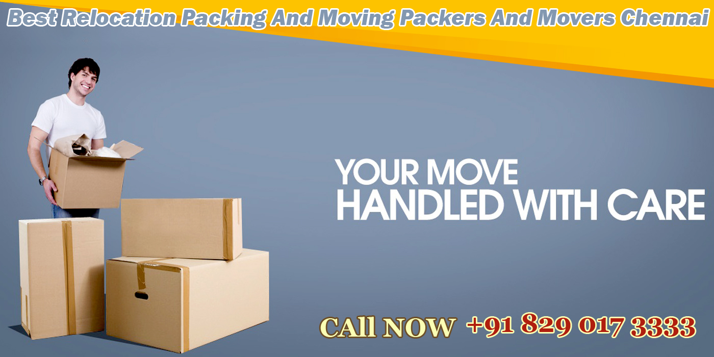 Efficient Household Goods Relocation In Chennai