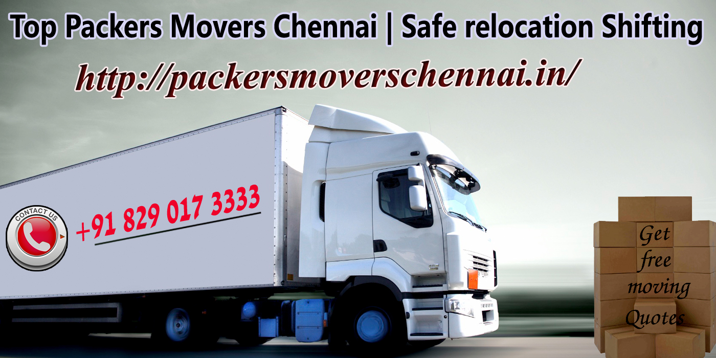 Household Shifting With Packers Movers Chennai