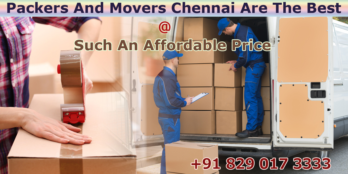 Packers and Movers Chennai Packing Services