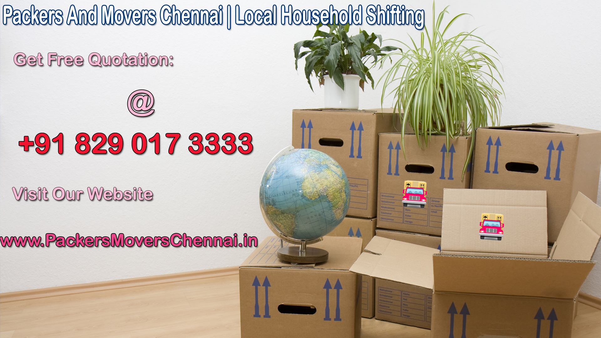 Top And Professional Packers And Movers Chennai